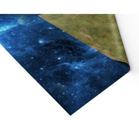 "Mgławica protoplanetarna 72"" x 36"""